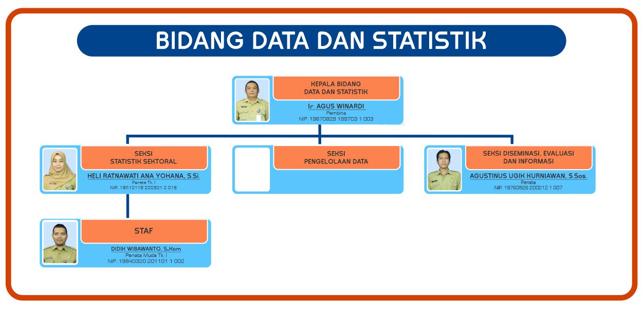 Bidang Statistik Dinas Komunikasi dan Informatika